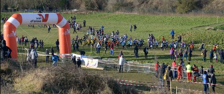 Championnats du VO de cross country