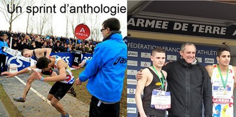 Chpts de France de Cross-Country